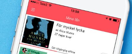 gratis ljudböcker app svenska